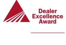 Agco 5 Star Dealer Excellence award winner